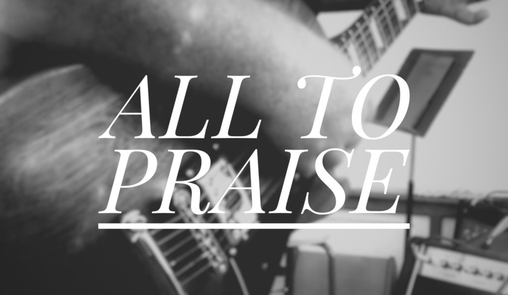 Multiplied (needtobreathe) – Cover by All To Praise