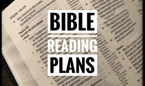 Bible Reading Plans for 2019